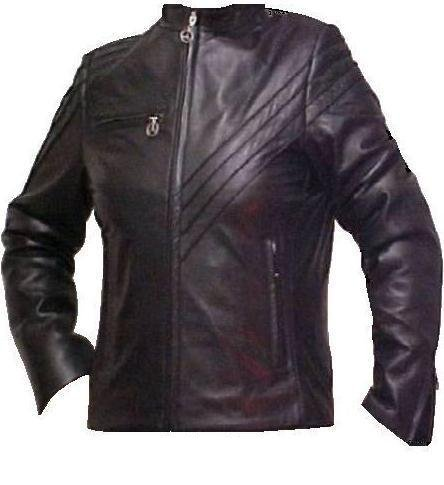 """Southwest"" Zip Front Motorcycle Jacket"