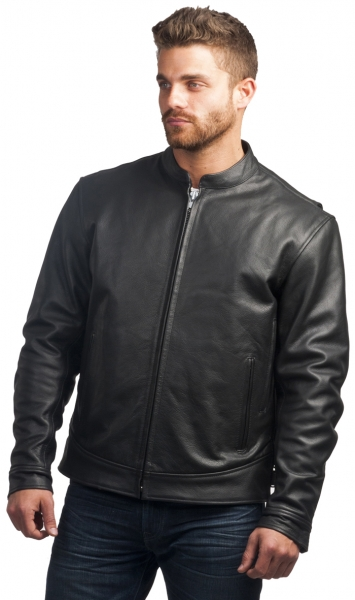 Moto Scooter Biker Jacket