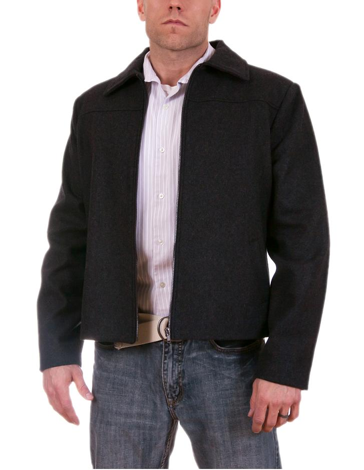 Men Dress Coats and Jackets : Lee Cobb Leather Company We