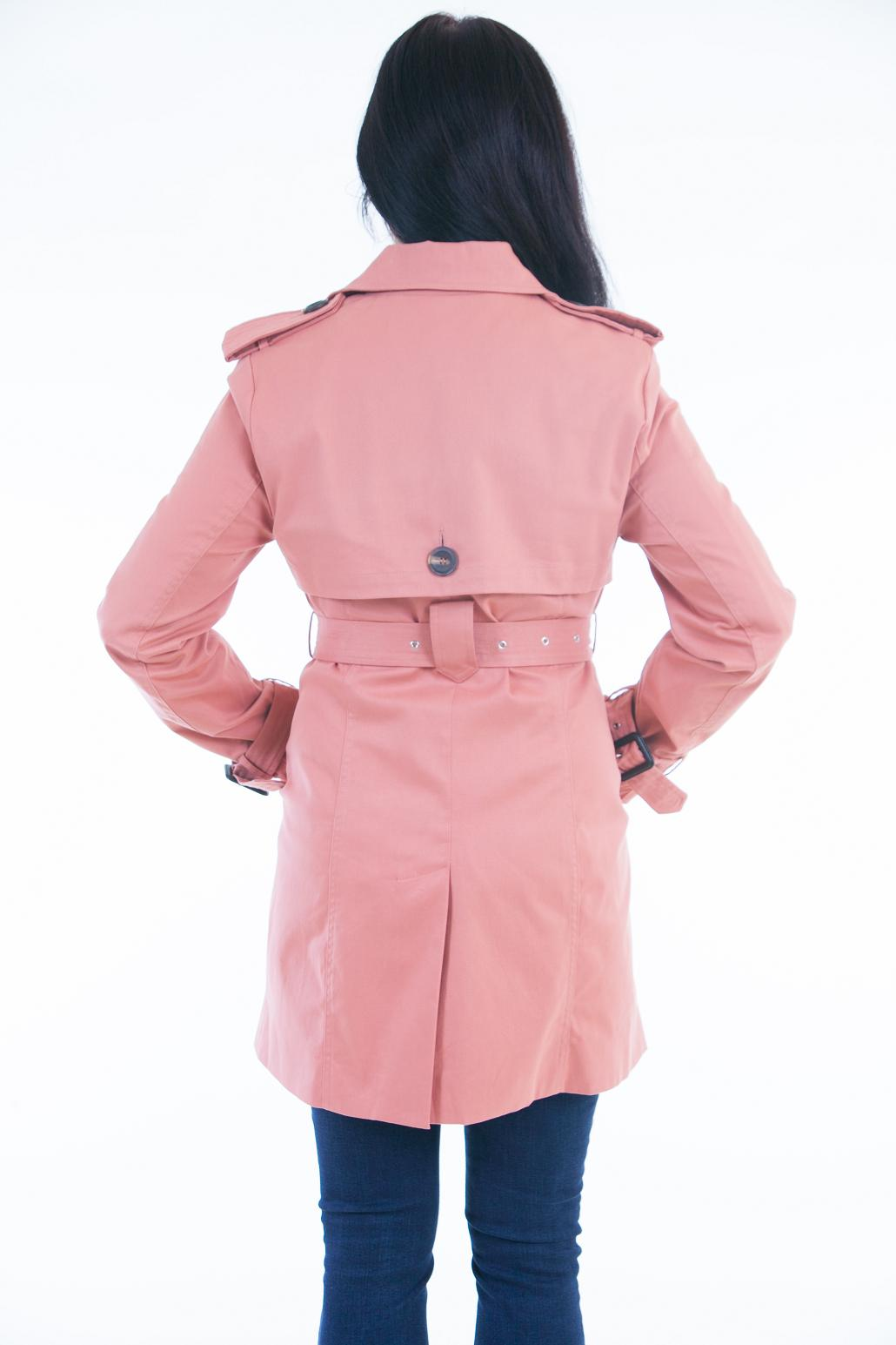 140c7d6633d Lee Cobb Belted Trench Coat Women Light weight Trench coat Belted ...