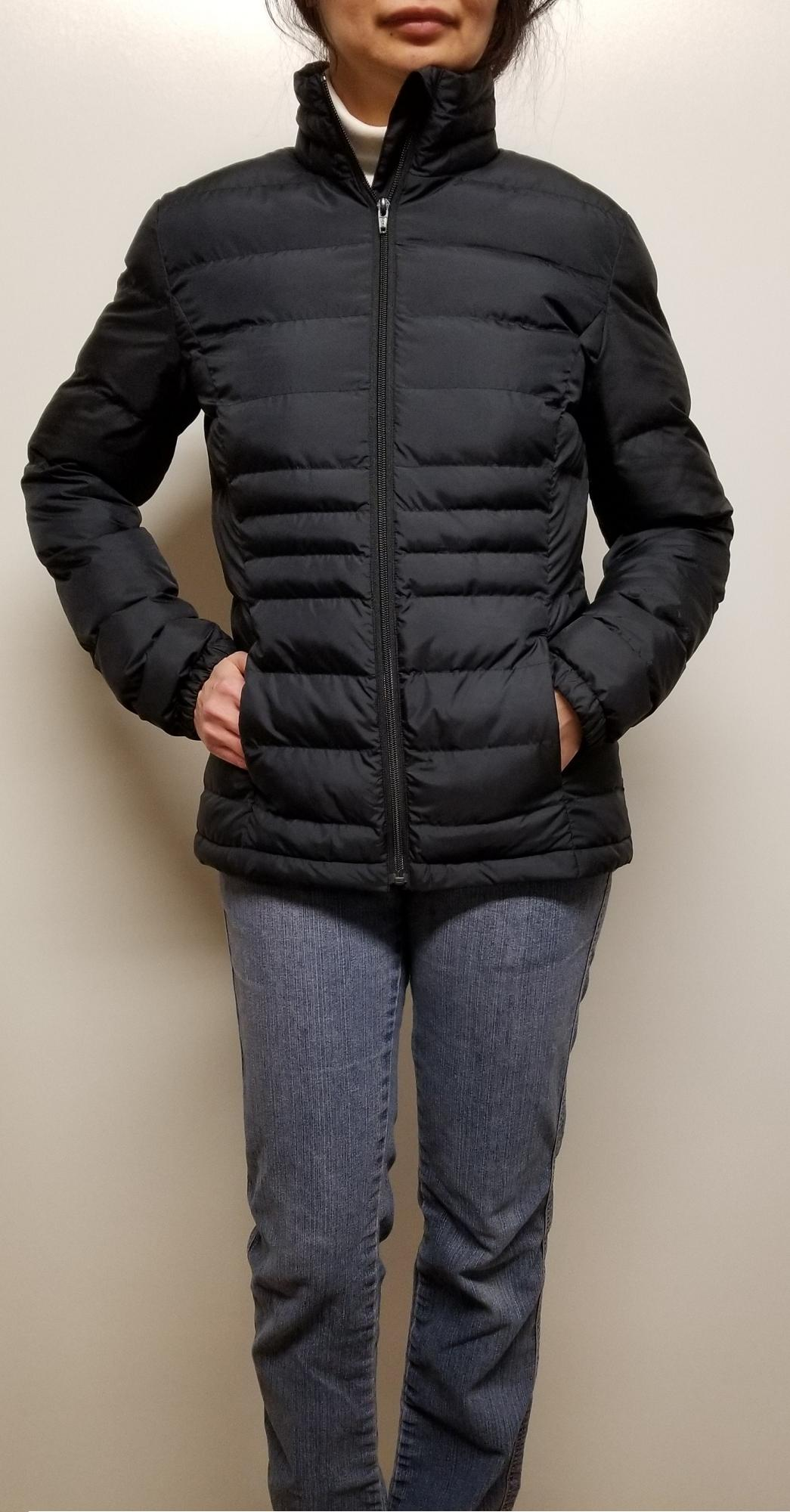 Lee Cobb Quilted Down Jacket