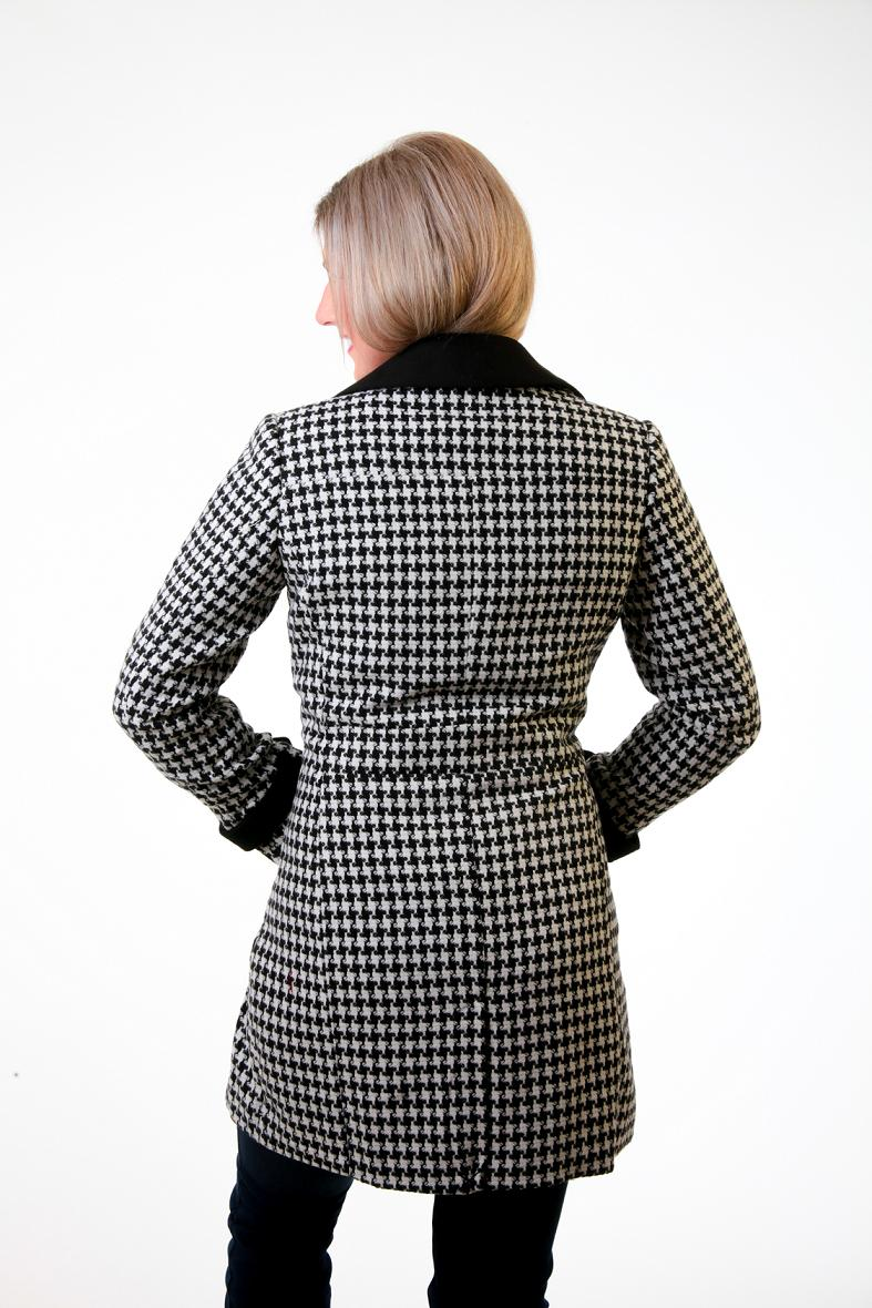Single Breasted Trench Coat - Click Image to Close